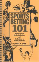 sports betting 101 book cover