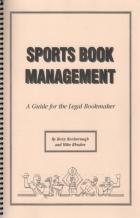 sports book management guide for the legal bookmaker book cover