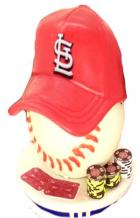 st louis cardinals card protector book cover