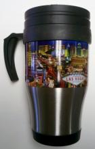 stainless steel travel mug book cover