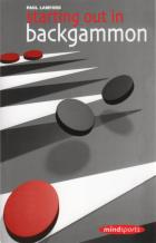 starting out in backgammon book cover