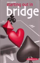 starting out in bridge book cover