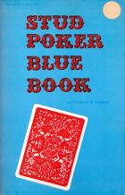 stud poker blue book book cover