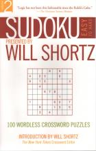 sudoku easy to hard vol 2 book cover