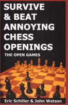 survive and beat annoying chess openings book cover
