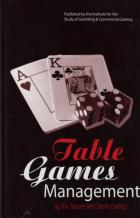 table games management book cover