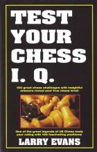 test your chess iq book cover