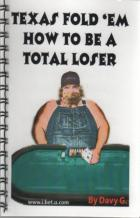 texas foldem how to be a total loser book cover