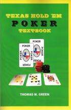 texas holdem poker textbook book cover