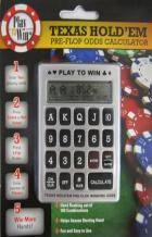 texas holdem preflop calculator book cover