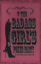 the badass girls poker party book cover