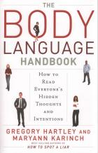 the body language handbook book cover