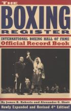 the boxing register book cover