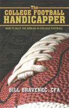 the college football handicapper how to beat the spread book cover