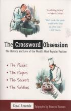 the crossword obsession book cover