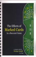 the effects of marked cards in a baccarat game book cover