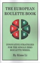 the european roulette book strategies single zero roulette book cover
