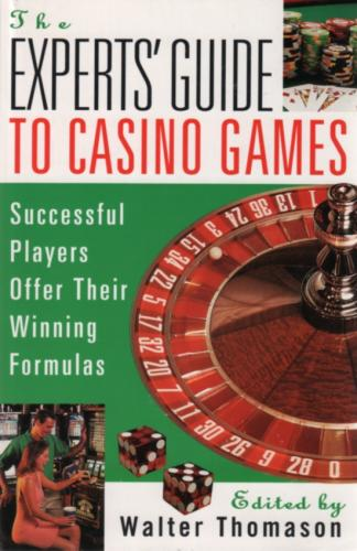 the experts guide to casino games book cover