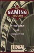 the gaming industry introduction  perspective hardcover book cover
