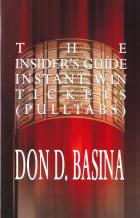 the insiders guide instant win tickets pulltabs book cover