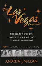 the las vegas chronicles the inside story of sin city book cover