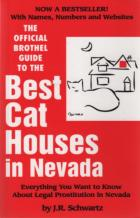 the official brothel guide to the best cathouses in nevada book cover