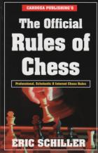 the official rules of chess book cover