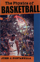 the physics of basketball book cover