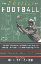 the physics of football book cover