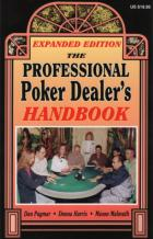 the professional poker dealers handbook book cover