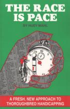 the race is pace book cover