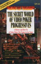 the secret world of video poker progressives book cover