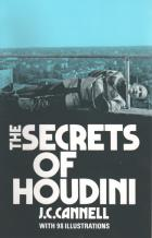 the secrets of houdini book cover