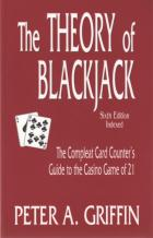 the theory of blackjack book cover