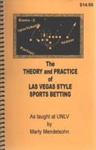 the theory  practice of las vegas style sports betting book cover