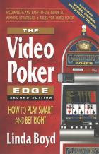 the video poker edge book cover