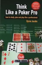 think like a poker pro book cover