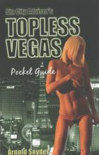 topless las vegas pocket guide book cover