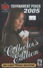 tournament poker 2005 software annie duke book cover