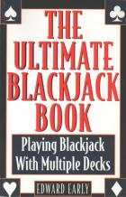 ultimate blackjack book book cover