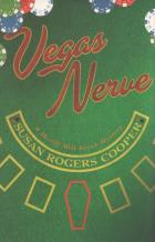 vegas nerve hardcover book cover