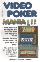 video poker mania book cover