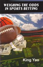 weighing the odds in sports betting book cover