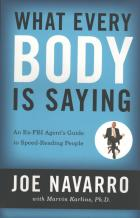what everybody is saying an exfbi agents guide book cover