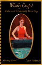 wholly craps insider secrets to consistently win at craps book cover