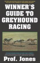 winners guide greyhound racing book cover