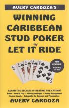 winning caribbean stud  let it ride book cover