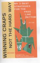 winning craps not the hard way book cover
