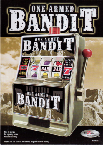 Bandit slot machine